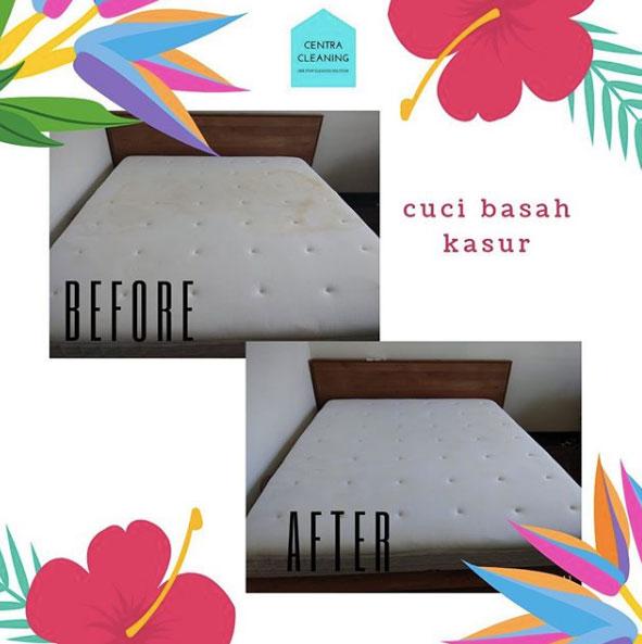 Cuci Springbed kasur di Jakarta